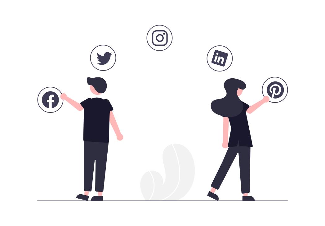 Sociala Medier Voir