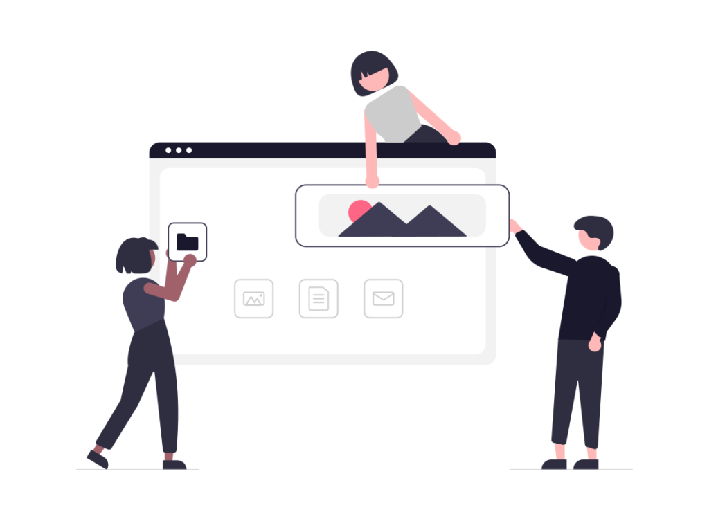 Webbdesign Voir
